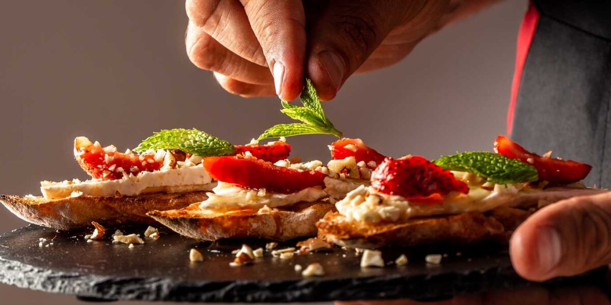 Gestão Gastronômica e Negócios em Alimentação