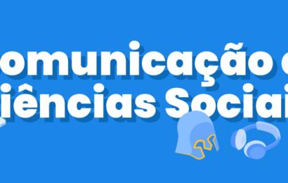 comunicacao e ciencias sociais